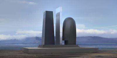 Памятник онлайн игре EVE Online